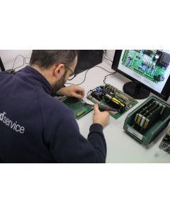 Riparazione azionamenti inverter e parti elettroniche
